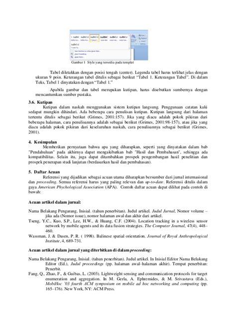 format catatan kaki dari internet contoh catatan kaki yang sumbernya dari internet contoh l