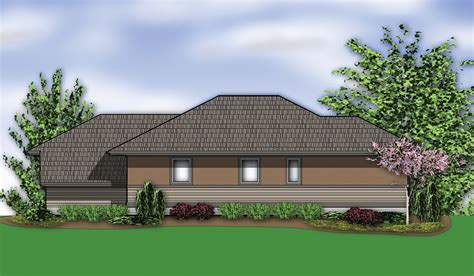 Hillside House Plans With Garage Underneath by House Plan For Hillside Views 69453am 2nd Floor Master