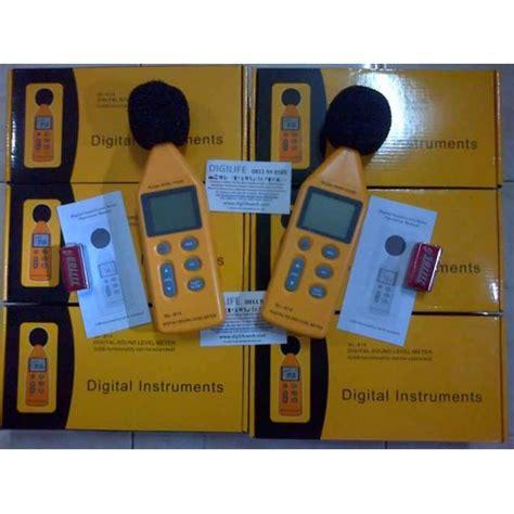 Sound Level Meter Dsm 814 Alat Ukur Kebisingan Suara Limited sound level meter dsm 814 ukur kebisingan suara