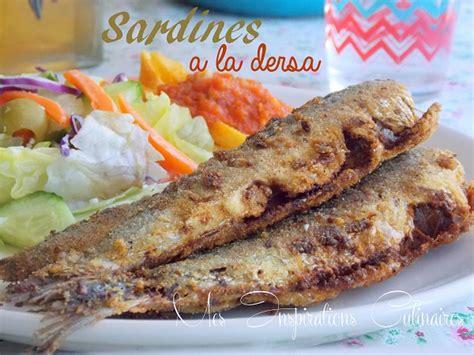 recette de cuisine alg駻ienne traditionnelle sardines bel dersa sardines frites a l alg 233 rienne le