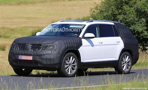 volkswagen suv 3 rows 2018 volkswagen three row suv photos and
