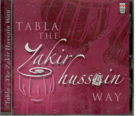 zakir hussain a in books tabla the zakir hussain way