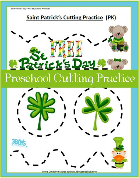 9 best images of preschool cutting practice printable printable scissor cutting worksheets
