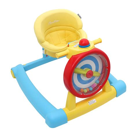 Rental Mainan Car Seat Brown Coco Latte sewa baby walker cocolatte murah di bekasi rental alat bayi