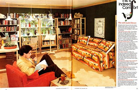 Apartment Magazine Go Inside The Trippy Apartments Of 1970s Dwellers