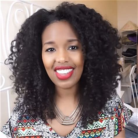 how to make my africanhair curly naturally 13 natural hair products that actually define your curls