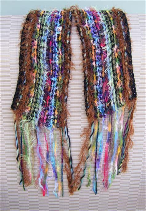 scarf pattern novelty yarn novelty yarn crochet scarf pattern free crochet patterns