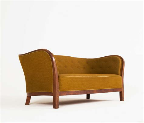 1940s deco sofa at 1stdibs