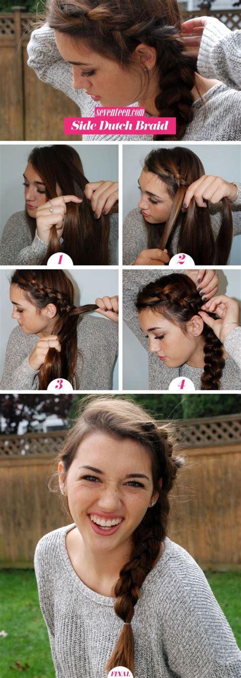 braided hairstyles seventeen dutch braid tutorials dutch braids and braid tutorials on