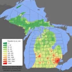 Population Cadillac Mi Newberry Michigan