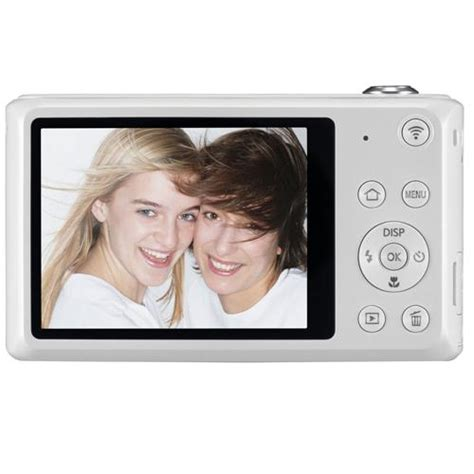 Kamera Samsung Smart Dv150f c 226 mera samsung smart dv150f branca wi fi embutido smart