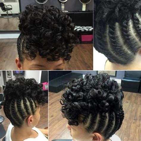 easy braided hairstyles black hair 45 easy and showy protective hairstyles for natural hair