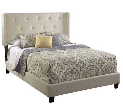 upholstered bed queen all n one queen fully upholstered shelter bed from pulaski ds 1930 290 coleman