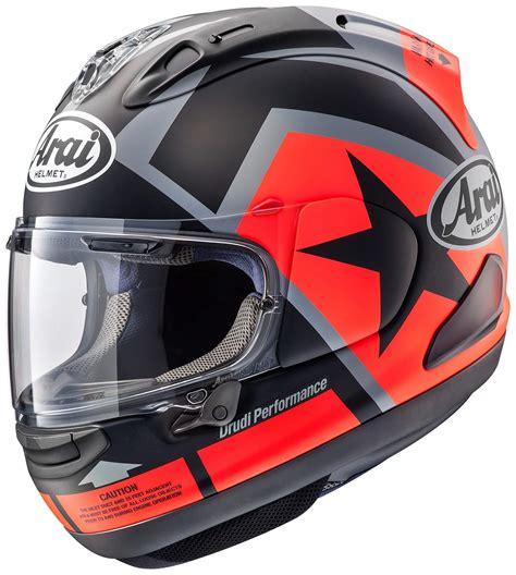 Helmet Arai Di Jepun helmet 2017 arai rx 7x maverick edisi ujian valencia kini