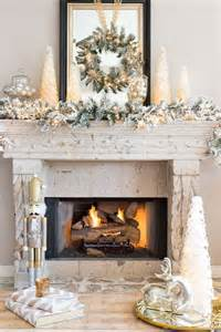 diy mantel and decor ideas landeelu