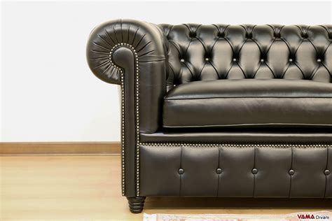 Large 2 Seater Leather Sofa Chesterfield 2 Maxi Seater Sofa Two Large Cushions