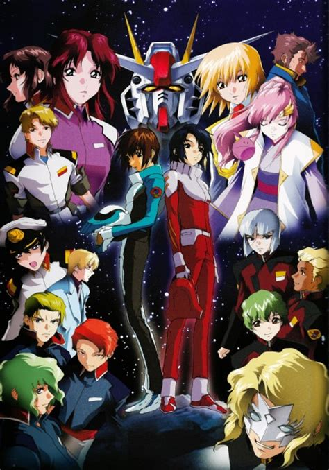 gundam seed mobile suits 30 day anime challenge xi favorite mecha anime the