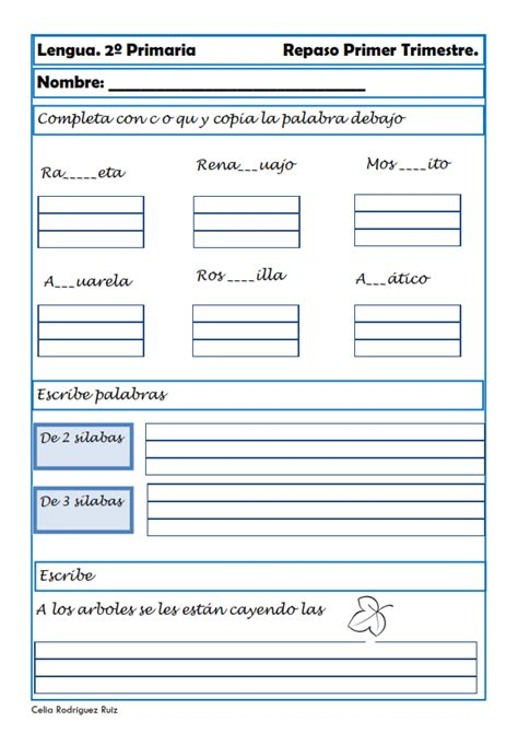 lectura y redaccin ejercicios y teora sobre lengua espaola recursos para el aula ejercicios de lengua para 2 186