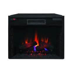 Electric Fireplace Heater Insert Classic 28 Electric Fireplace Insert With Infrared Quartz Heater 28ii200gra
