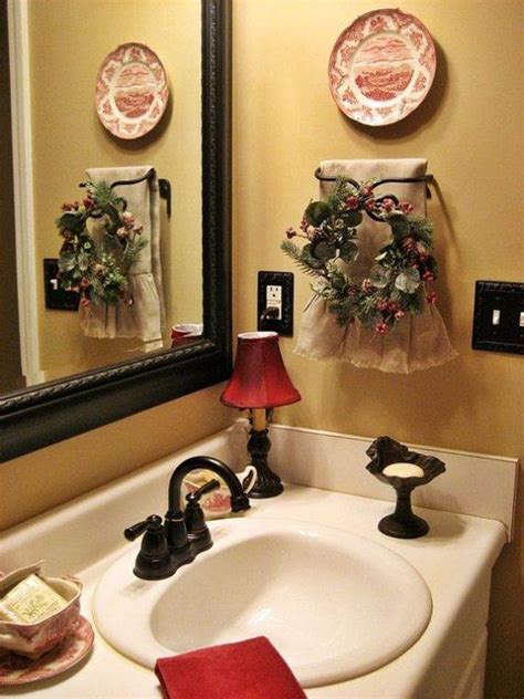 Decorating Ideas For A Small Country Bathroom Bathroom Decorating Ideas For Family