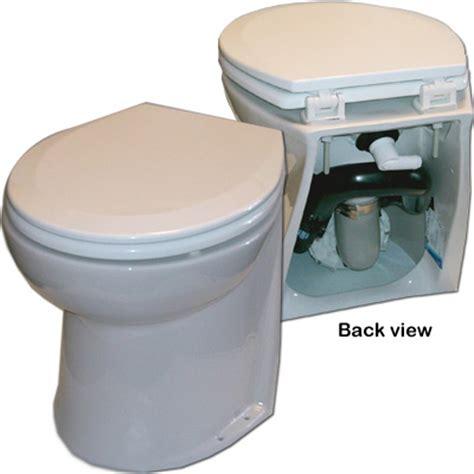 jabsco deluxe toilet jabsco deluxe flush angled back 12v toilet 58020 1012