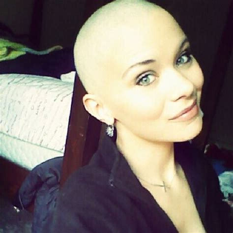 sexy woman goes bald 1000 images about smoothness on pinterest posts shave
