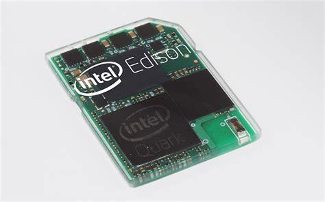 Memory Card Komputer intel edison is an sd card sized computer flash of brilliance technabob