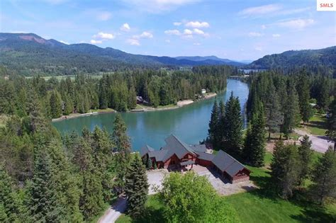Idaho Property Records Sandpoint Idaho Real Estate Waterfront Property Search