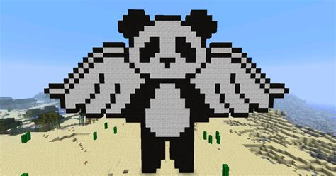 panda angel version 1 by bakahentai90 on deviantart