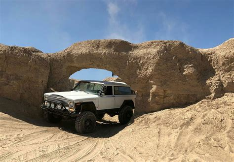 jeep chief road vintage 1978 jeep chief with road modifications