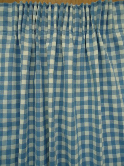 pink gingham curtains laura ashley new curtains in laura ashley chambray blue gingham