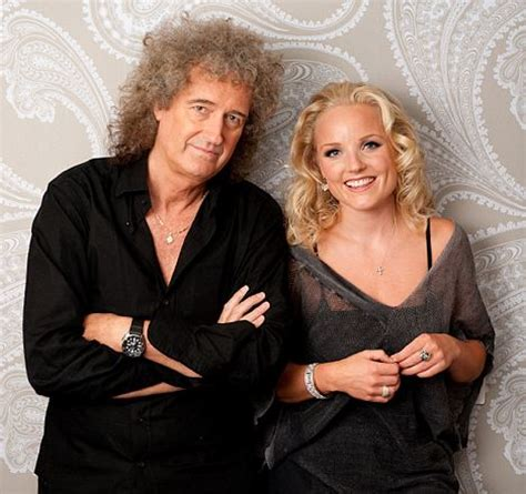 brian may family god save the queen and the badgers brian may on his