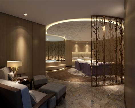 spa room so spa vip treatment room annco design
