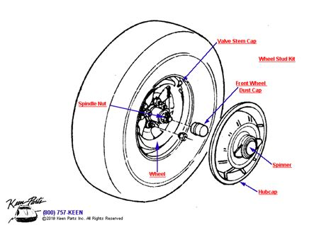 diagram of car wheel parts 1953 2018 corvette wheels hubcaps parts parts