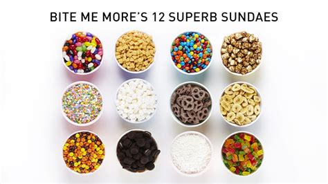 ice cream bar topping ideas a roundup of 20 ice cream sundae bar ideas for summer parties