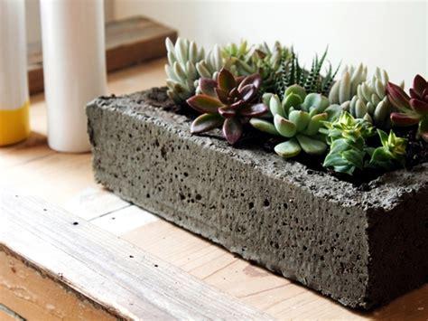 Ideas Design For Cement Planters Concept Concrete Planters Highlights And Functional Design Interior Design Ideas Ofdesign