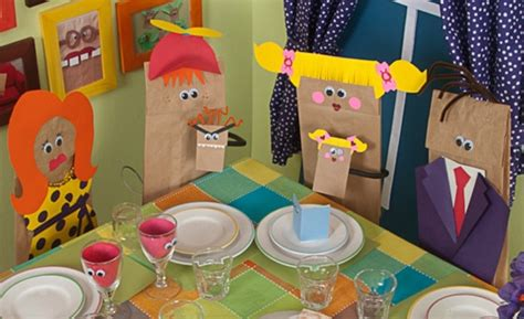 How Do You Make A Paper Puppet - act out your feelings with the passover puppet haggadah heeb