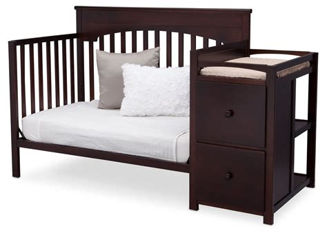 side crib attached to bed peaceful parenting turn your crib into a cosleeper