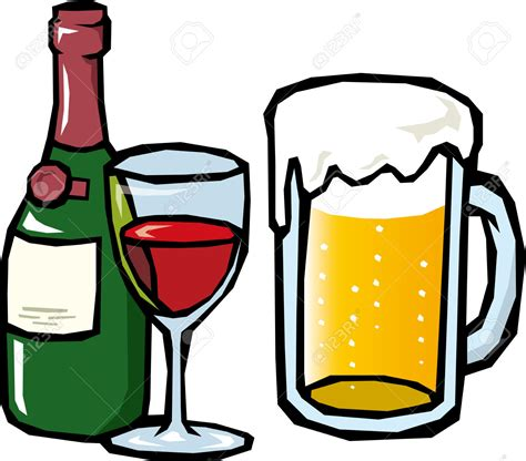 alcoholic drinks clipart alcoholic drinks clipart free best alcoholic