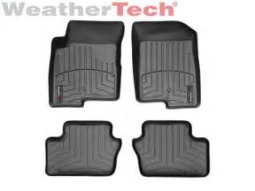 weathertech floor mats floorliner for jeep compass 2007 2017 black ebay