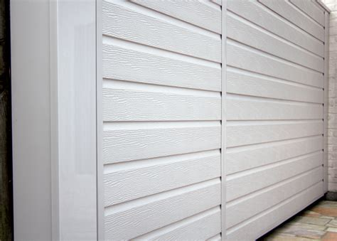Pvc Shiplap Cladding embossed pvc u cladding product deeplas