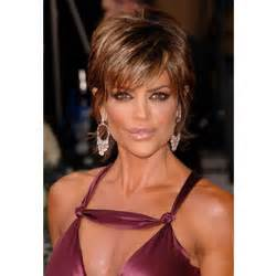 guide to rinna haircut lisa rinna hairstyles hair dailymakeover com polyvore