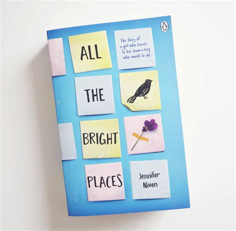 libro all the bright places quot all the bright places quot shines a light on love loss nami national alliance on mental illness