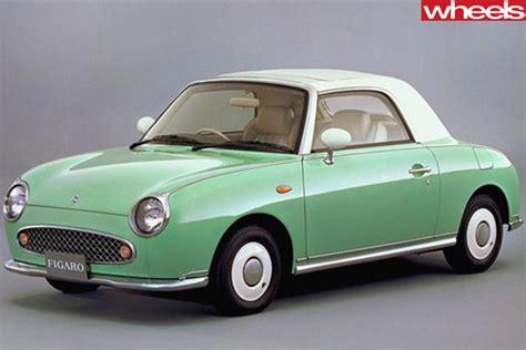nissan be 1 retromania 20 modern retro styled cars