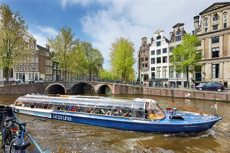 best canal boat tour amsterdam taking a canal boat tour in amsterdam eutourism