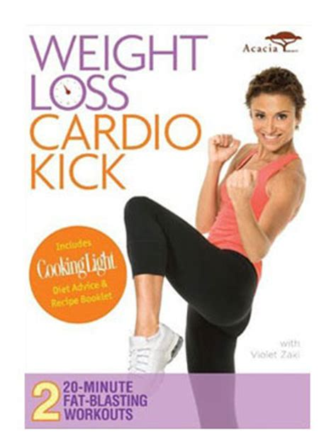 intake for weight loss cardio home workout dvd
