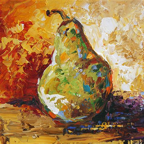 painting section texas contemporary fine artist laurie pace the pear
