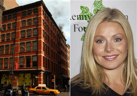 kelly ripa manhattan soho loft apartment celebrity houses apartment s purseforum
