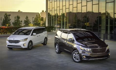 The New Kia Sedona 2015 Kia Sedona Unveiled Ahead Of New York Debut