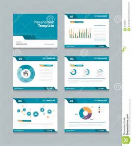 slide presentation template vector template presentation slides background design info